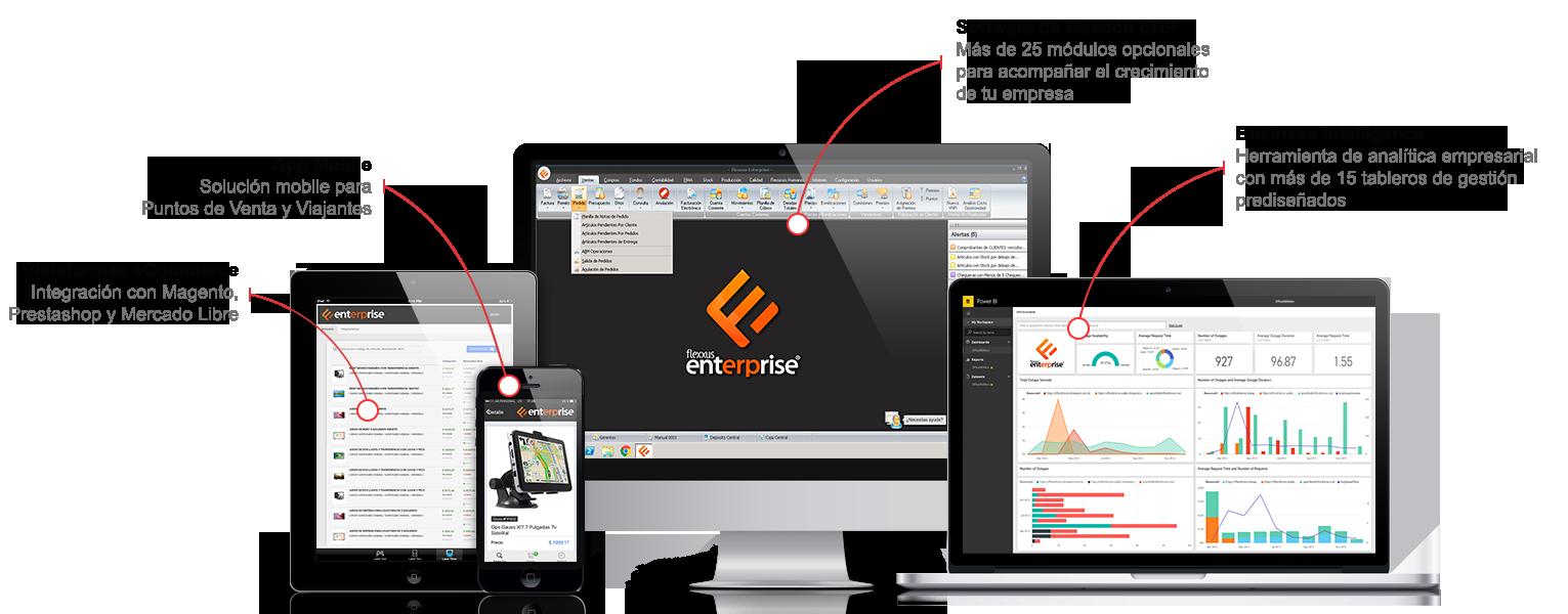 Software de Gestión ERP
