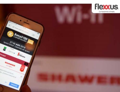 Flexxus presente en el Retail 100 Construcción