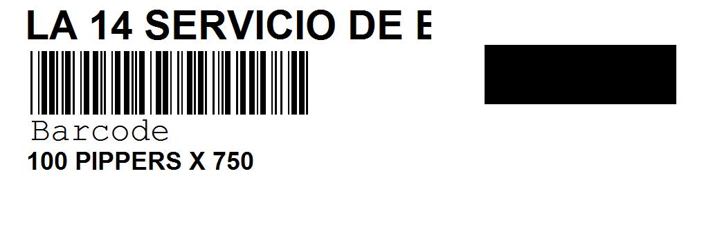 código de barras 6