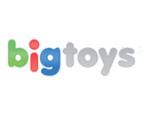 ¡Bienvenido Big Toys!