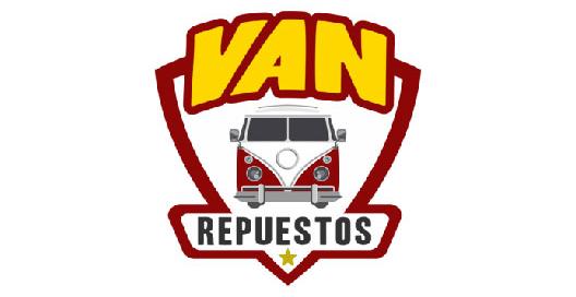 VAN REPUESTOS - Logo