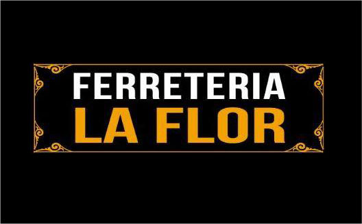 FERRETERIA LA FLOR - Logo