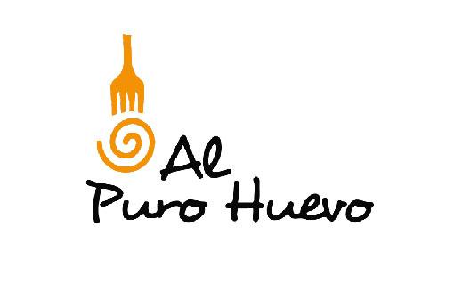 AL PURO HUEVO - Logo