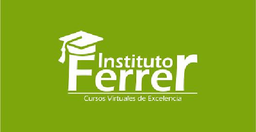 INSTITUTO FERRER - Logo