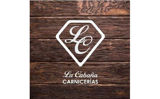 La Cabaña Carnicerías - Logo