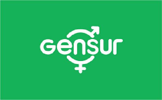Gensur - Logo