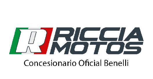Riccia Motos - Logo