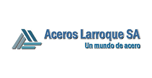 ACEROS LARROQUE - Logo