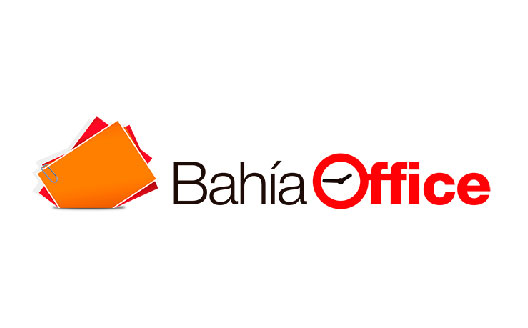 Bahía Office - Logo
