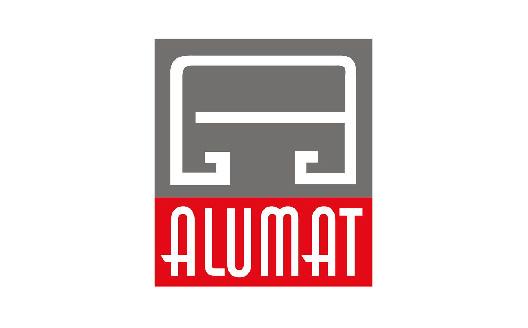ALUMAT - Logo