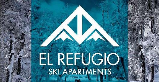 EL REFUGIO SKI APARTMENTS- Logo