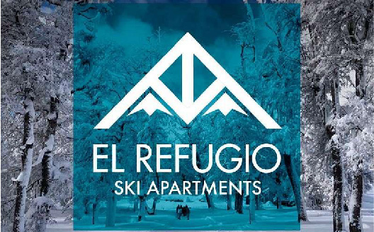 EL REFUGIO SKI APARTMENTS- Logo