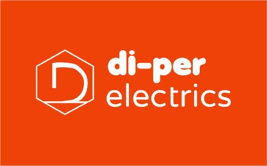 Di-Per Electrics - Logo
