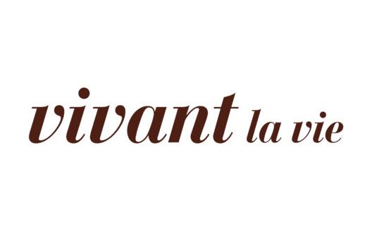 VIVANT LA VIE - Logo