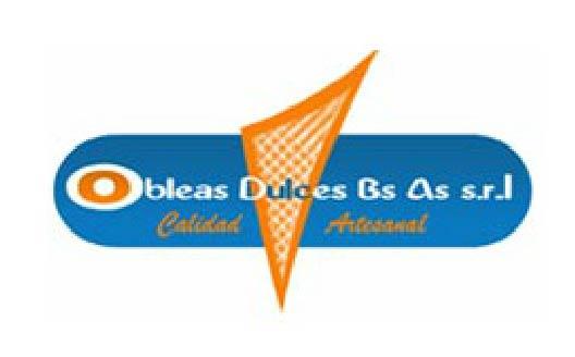 OBLEAS DULCES - Logo