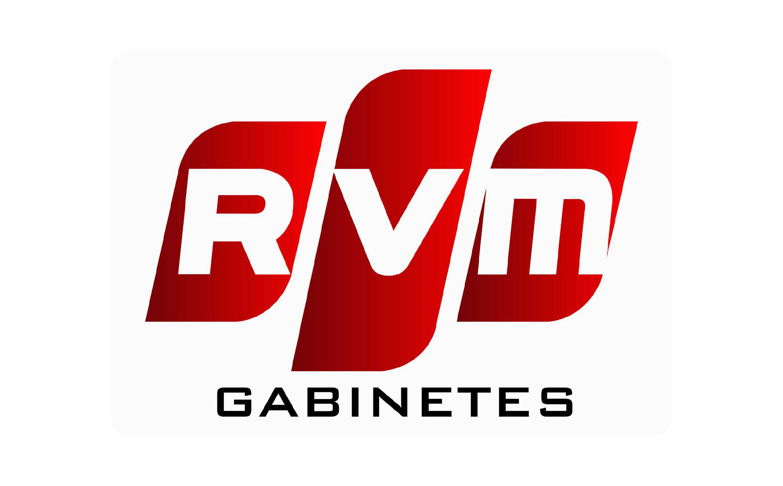 RVM GABINETES - Logo