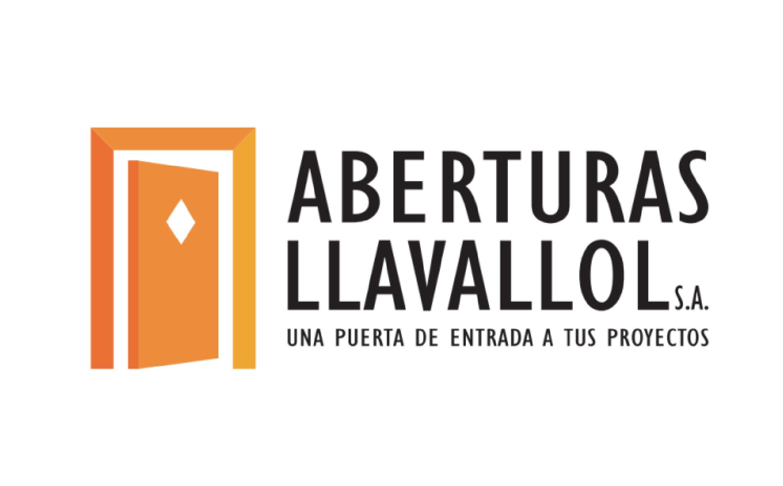 ABERTURAS LLAVALLOL SRL - Logo