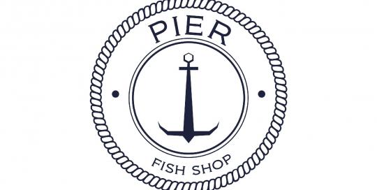 PIER PESCADERIA - Logo