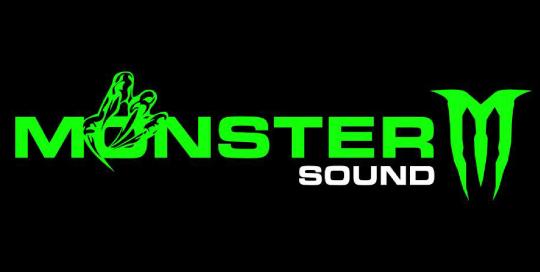 Monster Sound - Logo