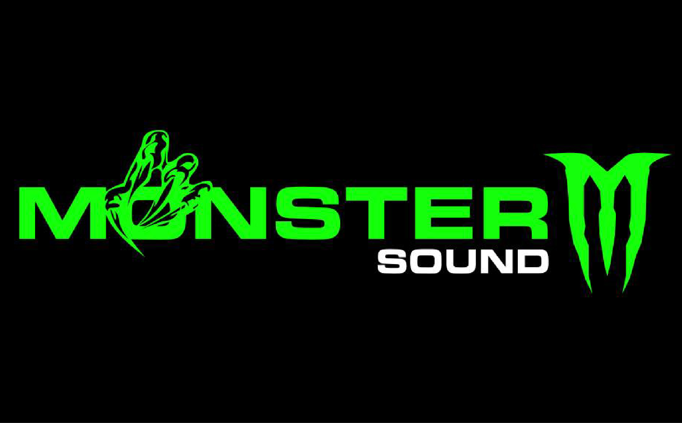 Monster Sound - Logo