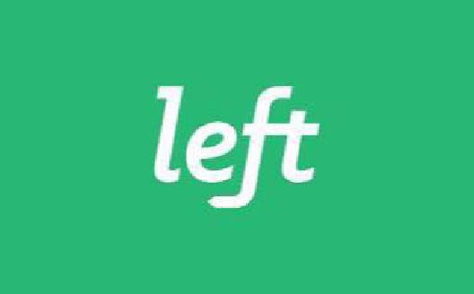 Left Mayorista - Logo