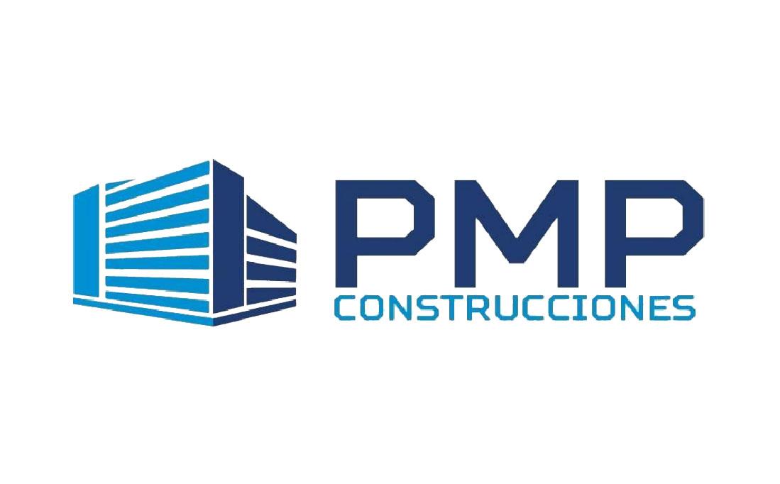 PMP CONSTRUCCIONES - Logo