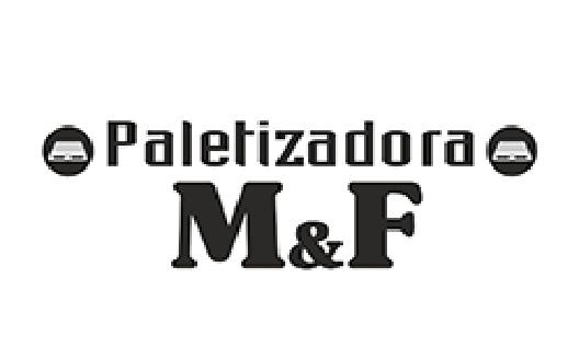 PALETIZADORA M&F S.A - Logo