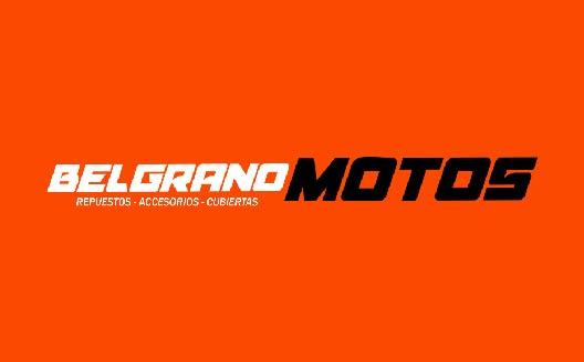 BELGRANO MOTOS - Logo