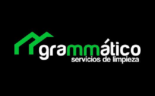 Grammatico servicios de limpieza - Logo