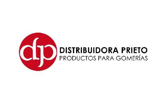 DISTRIBUIDORA PRIETO - Logo
