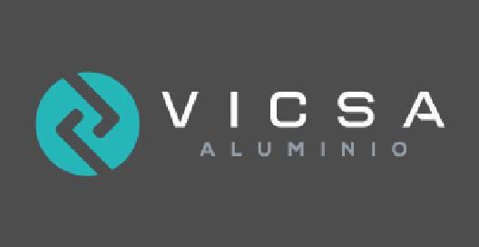 VICSA ALUMINIOS - Logo
