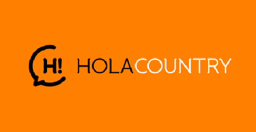 HOLA COUNTRY - Logo