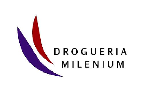 DROGUERIA MILENIUM - Logo