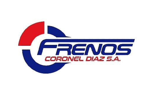 Frenos Coronel Díaz - Logo