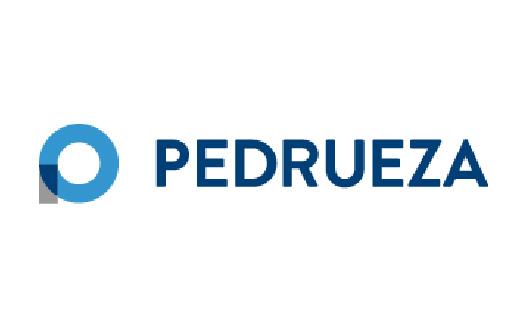 Pedrueza - Logo