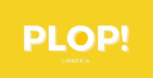 Plop Librería - Logo