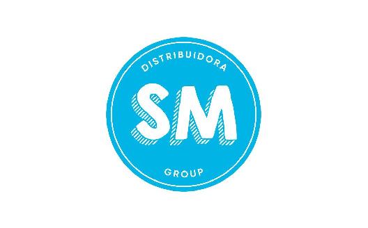 Distribuidora SM - Logo